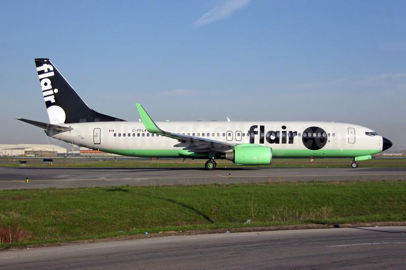Airline Color Scheme - Introduced 2019