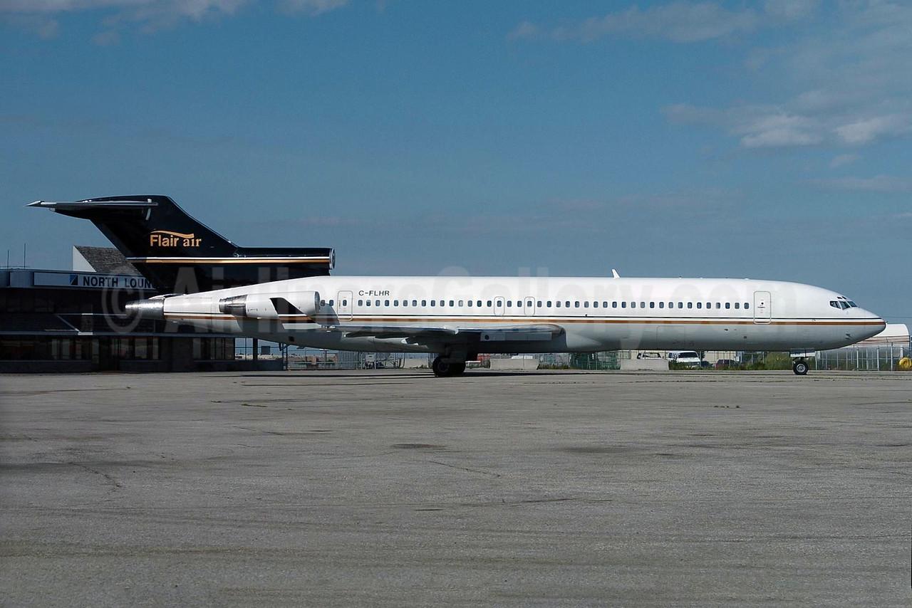 Flair Air Boeing 727-223 WL C-FLHR (msn 21524) YYZ (TMK Photography). Image: 928296.