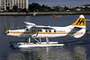 Harbour Air de Havilland Canada DHC-3 Turbo Otter C-FHAX (msn 339) YWH (Robbie Shaw). Image: 901520.