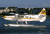 Harbour Air de Havilland Canada DHC-3 Turbo Otter C-GHAZ (msn 19) YVR (Robbie Shaw). Image: 901522.
