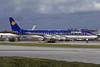 Holidair Airways Douglas DC-8-55 N819SL (msn 45854) MIA (Bruce Drum). Image: 104204.