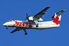 Jazz (Jazz Aviation) Bombardier DHC-8-311 C-FRUZ (msn 293) SEA (Joe G. Walker). Image:  900980.