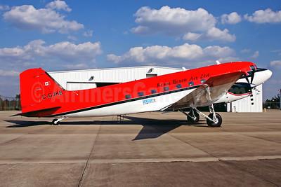 Kenn Borek Air Douglas (Basler) BT-67 Turbo 67 (Turbo DC-3) C-GJKB (msn 13383) AUS (Fernandez Imaging). Image: 911451.