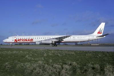 Nationair Canada McDonnell Douglas DC-8-61 C-GQBF (msn 46116) ORY (Jacques Guillem). Image: 936733.