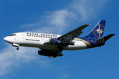 Nolinor Aviation Boeing 737-2B6C C-GNLN (msn 23050) YUL (Gilbert Hechema). Image: 904030.