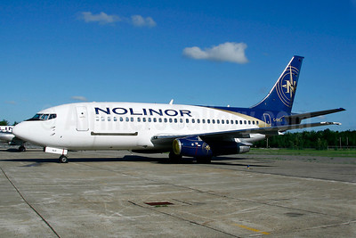 Nolinor Aviation Boeing 737-2B6C C-GNLN (msn 23050) YMX (Gilbert Hechema). Image: 904031.