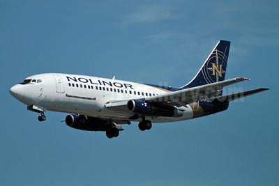 Nolinor Aviation Boeing 737-2B6C C-GTUK (msn 23049) YYZ (TMK Photography). Image: 900673.