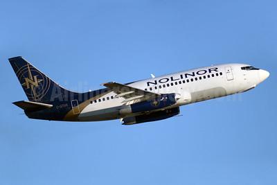 Nolinor Aviation Boeing 737-2B6C C-GTUK (msn 23049) YYZ (TMK Photography). Image: 929168.
