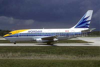 Nordair Boeing 737-242 C-GNDM (msn 22074) FLL (Christian Volopati Collection). Image: 938926.