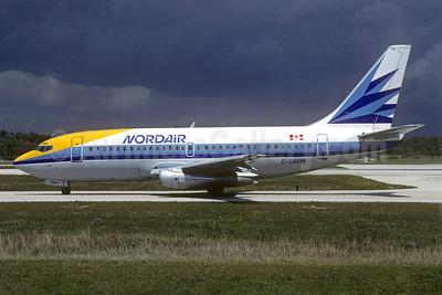 Nordair Boeing 737-242 C-GNDM (msn 22074) FLL (Christian Volopati Collection). Image: 938926.