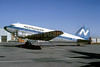 Nordair Doug;as C-47A-20-DL (DC-3) CF-GKZ (msn 9395) YUL (Bruce Drum). Image: 102580.