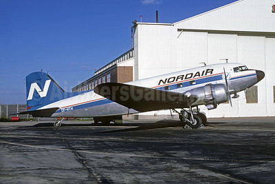 Airline Color Scheme - Introduced 1956