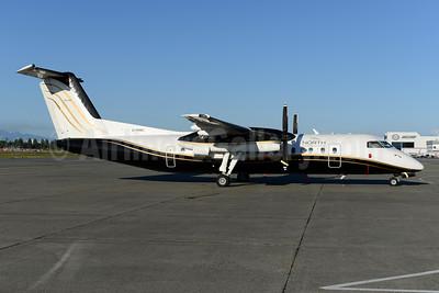 North Cariboo Air Bombardier DHC-8-311 (Q300) C-FHNC (msn 412) YVR (Ton Jochems). Image: 928384.