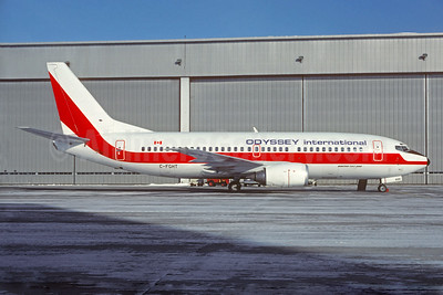 Leased from Air Europe from October 30, 1989 to April 23, 1990