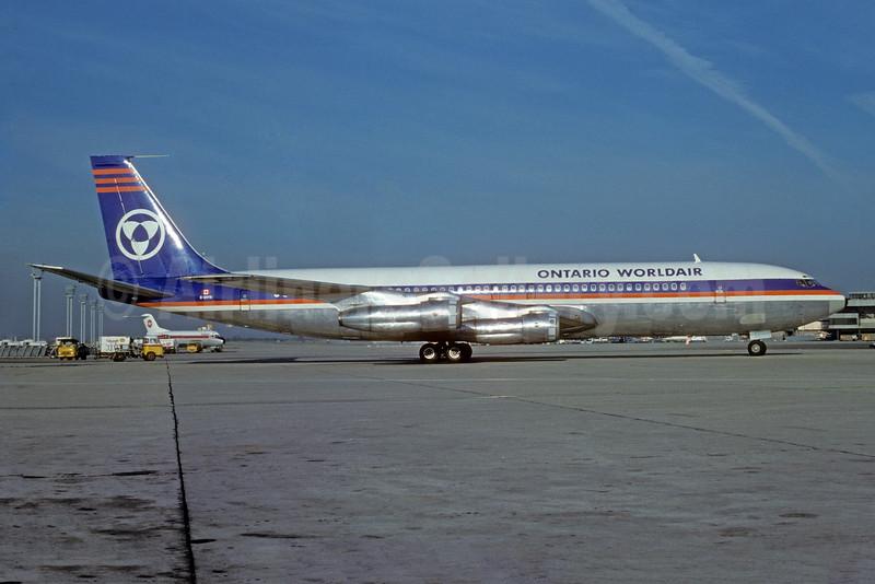 Airline Color Scheme - Introduced 1978