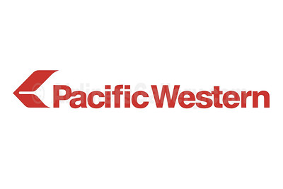1. Pacific Western Airlines logo