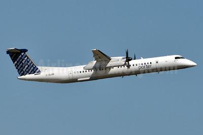 Porter Airlines Bombardier DHC-8-402 (Q400) C-GLQQ (msn 4272) MYR (Jan Petzold). Image: 941689.