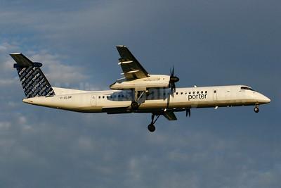 Porter Airlines Bombardier DHC-8-402 (Q400) C-GLQR (msn 4278) YUL (Gilbert Hechema). Image: 905341.