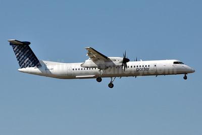 Porter Airlines Bombardier DHC-8-402 (Q400) C-GLQH (msn 4225) MYR (Jan Petzold). Image: 904820.