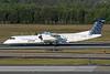 Porter Airlines Bombardier DHC-8-402 (Q400) C-GLQN (msn 4254) IAD (Brian McDonough). Image: 930687.