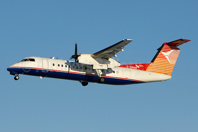 Provincial Airlines Bombardier DHC-8-311 C-GPAR (msn 519) YUL (Gilbert Hechema). Image: 911649.