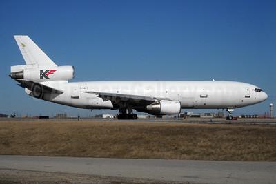 KF Cargo (Kelowna Flightcraft Air Charter) McDonnell Douglas DC-10-30 (F) C-GKFT (msn 46917) YYZ (TMK Photography). Image:  932386.