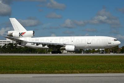 KF Cargo McDonnell Douglas DC-10-30 (F) C-GKFD (msn 47928) MIA (Jay Selman). Image: 403403.
