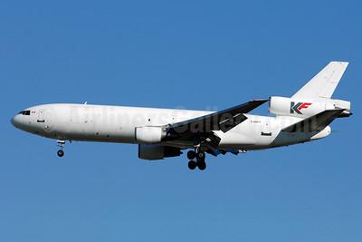 KF Cargo McDonnell Douglas DC-10-30 (F) C-GKFT (msn 46917) YYZ (TMK Photography). Image: 927840.