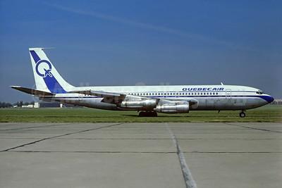 Quebecair Boeing 707-123B C-GQBG (msn 17647) LBG (Christian Volpati). Image: 902259.