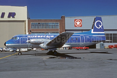 Quebecair Hawker-Siddeley HS.748-276 Series 2A C-FAGI (msn 1699) YUL (Christian Volpati Collection). Image: 952985.