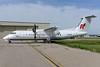 R1 Airlines Bombardier DHC-8-311 Dash 8 C-GXYA (msn 414) YYC (Ton Jochems). Image: 928375.