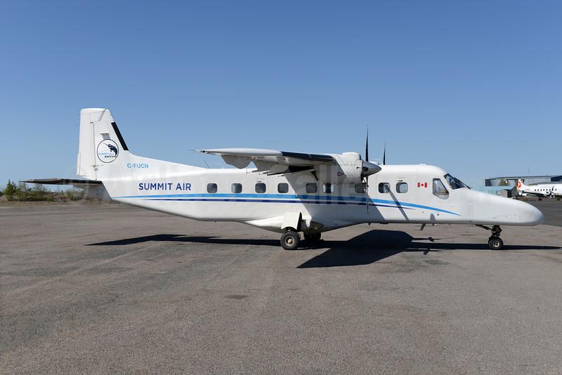 Summit Air Charters (Canada) Dornier 228-202 C-FUCN (msn 8109) YZF (Ton Jochems). Image: 928394.