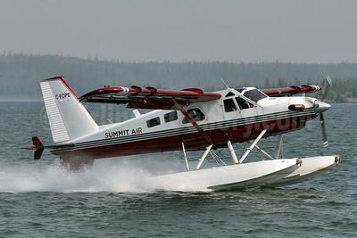 Summit Air Charters (Canada) de Havilland Canada DHC-2 Turbo Beaver Mk. 3 C-FOPE (msn 1691TB59) CEN9 (Tony Storck). Image: 923898.