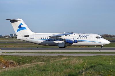 Summit Air Charters (Canada) BAe (Avro) RJ85 C-FLRJ (msn E2302) YYZ (TMK Photography). Image: 950115.