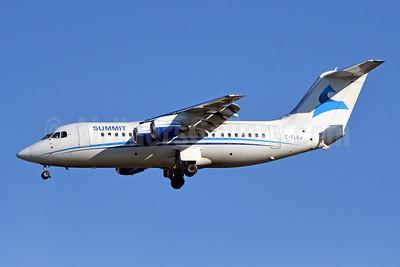 Summit Air Charters (Canada) BAe (Avro) RJ85 C-FLRJ (msn E2302) YYZ (TMK Photography). Image: 950114.