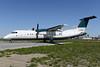 Sunwest Aviation (Canada) DHC-8-314 (Q300) C-GBOS (msn 565) YYC (Ton Jochems). Image: 928397.