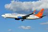 Sunwing Airlines (flysunwing.com) Boeing 737-8BK SSWL C-FTJH (msn 29642) BWI (Tony Storck). Image: 935018.