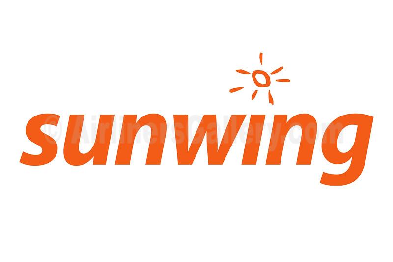 1. Sunwing Airlines logo