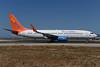 Sunwing Airlines (flysunwing.com) Boeing 737-86Q SSWL C-FEAK (msn 30292) (Split Scimitar Winglets) PMI (Ton Jochems). Image: 923677.