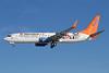 Sunwing Airlines (flysunwing.com) Boeing 737-8HX WL C-FTOH (msn 29647) (Wordline.ca - Phone and Internet Super Heroes) LAS (James Helbock). Image: 921934.