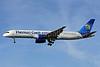 Thomas Cook Airlines (Thomas Cook.com) (Canada)-Jazz Aviation Boeing 757-25F C-GJZH (msn 30758) YYZ (Reinhard Zinabold). Image: 905792.