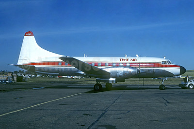 Time Air Convair 640 C-FPWS (msn 441) YXD (Christian Volpati Collection). Image: 947935.