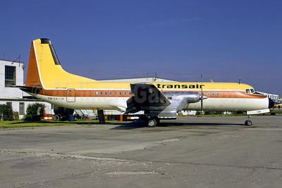 Transair (Canada) NAMC YS-11A-306 CF-TAM (msn 2073) YWG (Bruce Drum). Image: 100627.