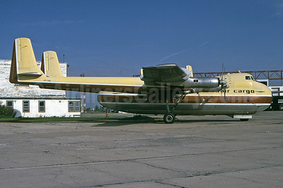Transair (Canada) Armstrong Whitworth AW-650 Argosy 222 CF-TAG (msn 6801) YWG (Bruce Drum). Image: 100628.