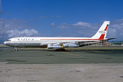 Wardair Canada Boeing 707-396C CF-ZYP (msn 20043) HNL (Bruce Drum Collection). Image: 913447.
