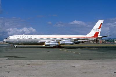 Wardair Canada Boeing 707-396C CF-ZYP (msn 20043) HNL (Bruce Drum Collection). Image: 913447.