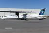 WestJet Encore Bombardier DHC-8-402 (Q400) C-GENM (msn 4456) YYC (Ton Jochems). Image: 928308.