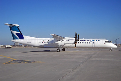 Airline Color Scheme - Introduced 1995 (WestJet)