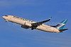WestJet Airlines Boeing 737-8CT SSWL C-FKRF (msn 60123) YYC (Ken Petersen). Image: 939576.
