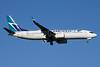WestJet Airlines Boeing 737-8CT WL C-FLBV (msn 40836) YYZ (Jay Selman). Image: 403264.